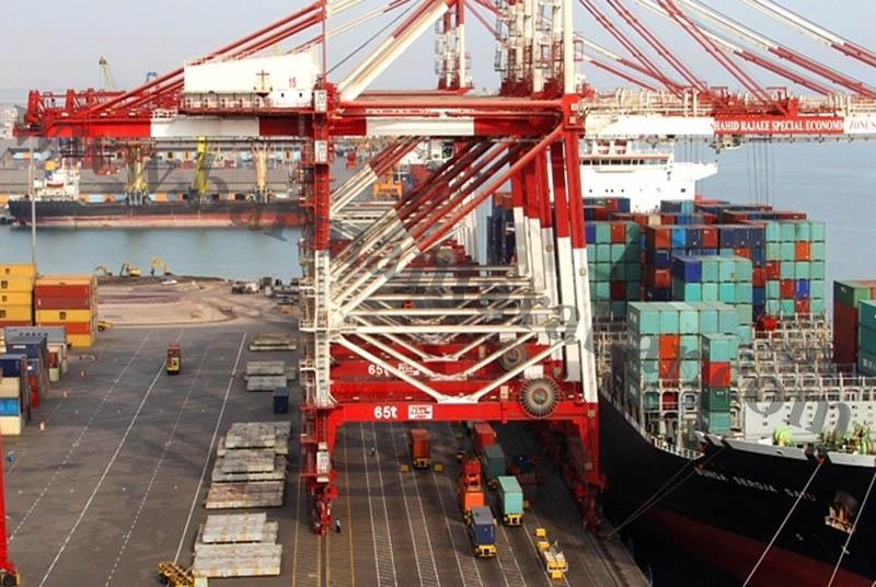 خدمات حمل و نقل دریایی بارمان ترابر