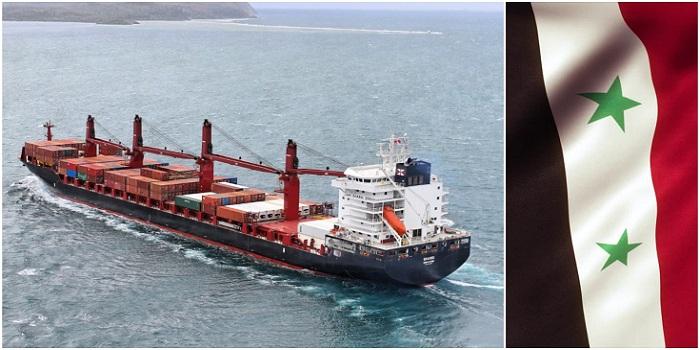 1 - حمل و نقل دریایی به لاتاکیا و طرابلس سوریه از ایران