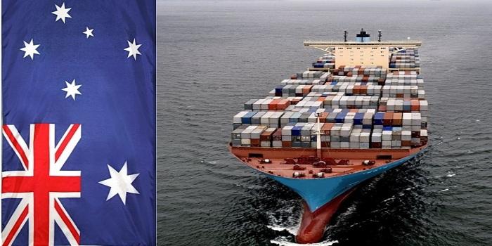 4 - خدمات باربری و حمل دریایی به استرالیا و نیوزلند