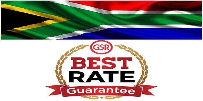 6 - نرخ های رقابتی از ایران به آفریقای جنوبی