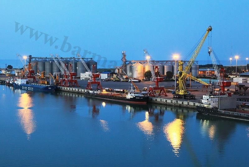 Amirabadport pmo ir 1 - کشتیرانی