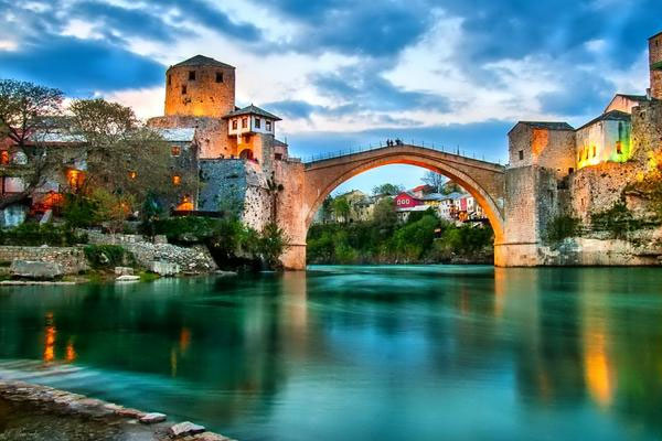 Bosnia - حمل و نقل بین المللی به بوسنی ، کرواسی و اسلونی