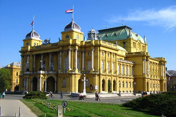 Croatia - حمل و نقل بین المللی به بوسنی ، کرواسی و اسلونی