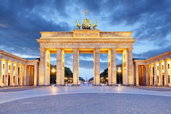 Germany - حمل بار به آلمان ، هلند و بلژیک