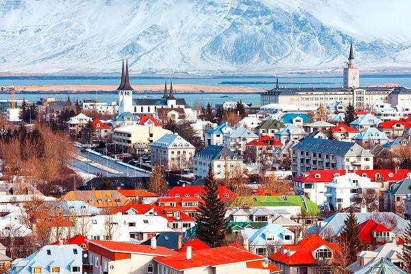 Island - حمل و نقل بین المللی به سوئد ، نروژ ، فنلاند و ایسلند