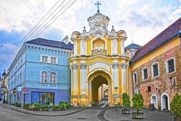 Lithuania - حمل و نقل بین المللی به بلاروس ، لیتوانی ، لاتویا و استونی