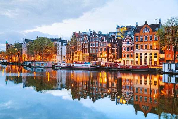 Netherland - حمل بار به آلمان ، هلند و بلژیک