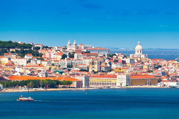 Portugal - حمل و نقل بین المللی به فرانسه ، اسپانیا و پرتغال