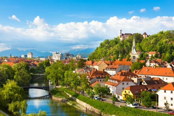 Slovenia - حمل و نقل بین المللی به بوسنی ، کرواسی و اسلونی