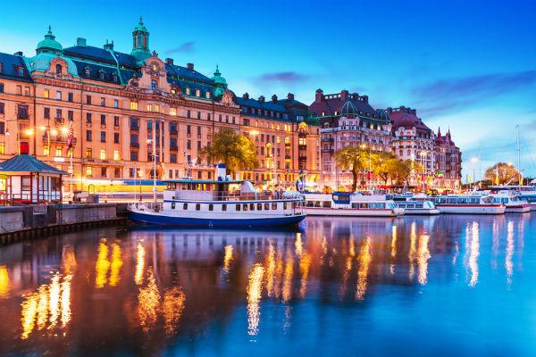 Sweden - حمل و نقل بین المللی به سوئد ، نروژ ، فنلاند و ایسلند