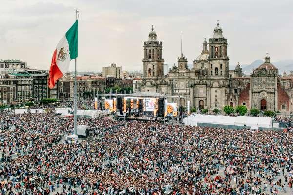 Mexico - حمل و نقل بین المللی به کشورهای امریکای مرکزی : مکزیک ، کوبا ، نیکاراگوئه ، کاستاریکا ، پاناما ، گواتمالا ، دومینیکن و پورتوریکو