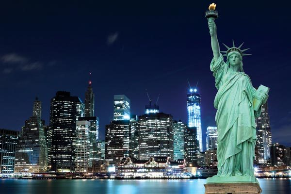 USA - حمل و نقل بین المللی از امریکا