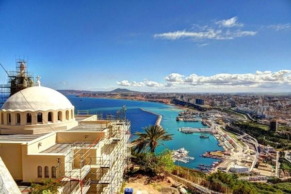 Algeria - حمل و نقل بین المللی به مصر ، لیبی ، تونس ، مراکش و الجزایر